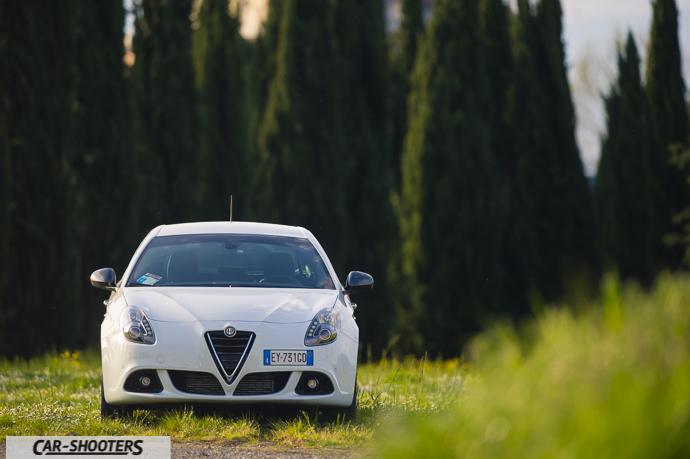 Alfa Romeo Giulietta frontale