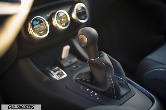 Alfa Romeo Giulietta leva cambio tct doppia frizione