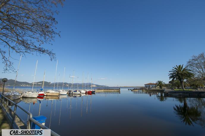 il lago di massaciuccoli a torre del lago puccini
