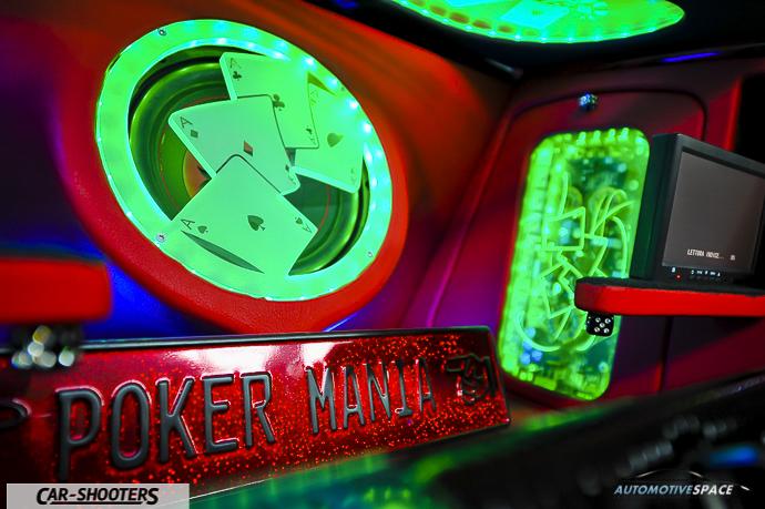 dettaglio auto tuning poker mania