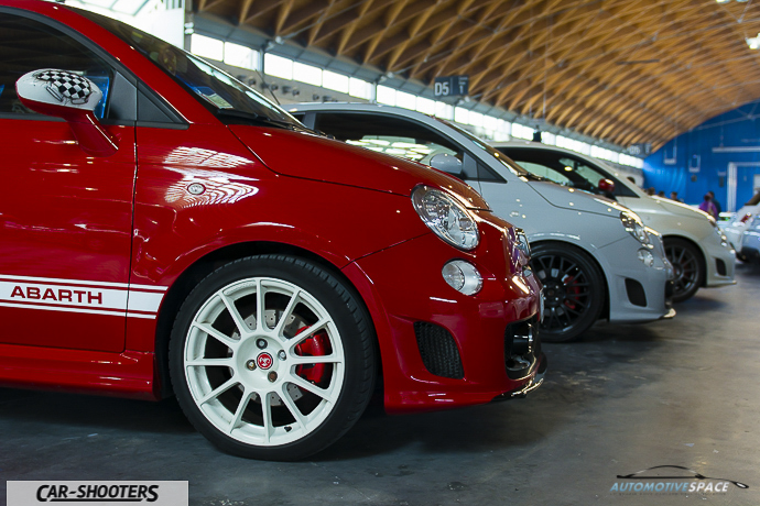 raduno abarth a my special car