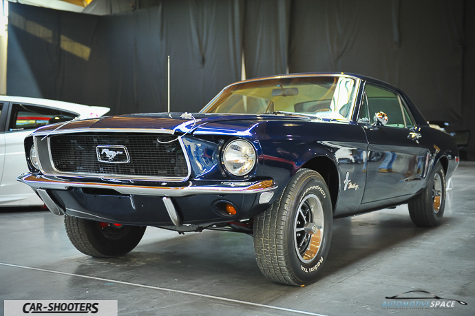 ford mustang d'epoca