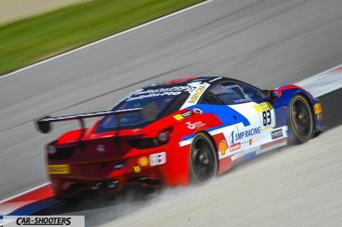 ferrari 458 challenge evo smp racing