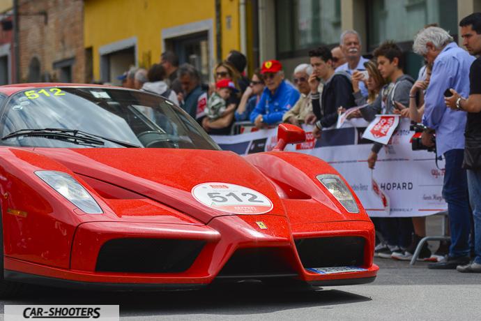 Ferrari Enzo al Ferrari Tribute for Millemiglia
