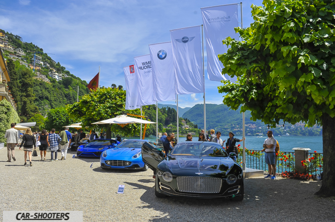 concorso eleganza villa d'este concept cars