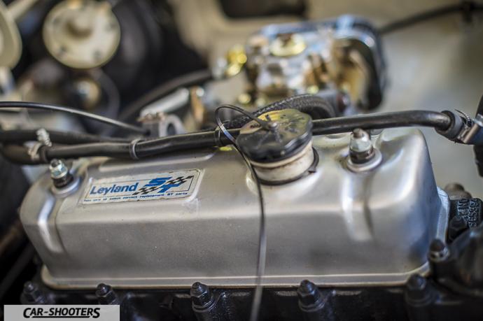 MG B GT SESTO FIORETINO VILLA STANLEY MOTORE