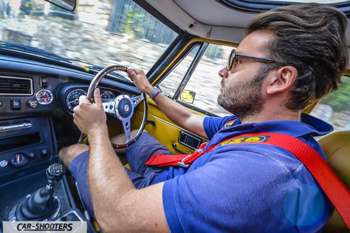 MG B GT SESTO FIORETINO VILLA STANLEY