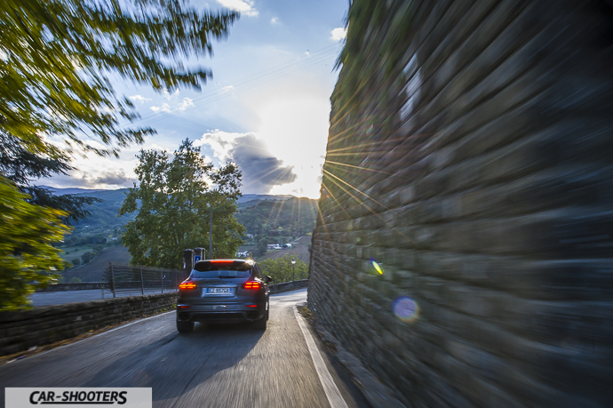 Porsche Cayenne GTS Casentino
