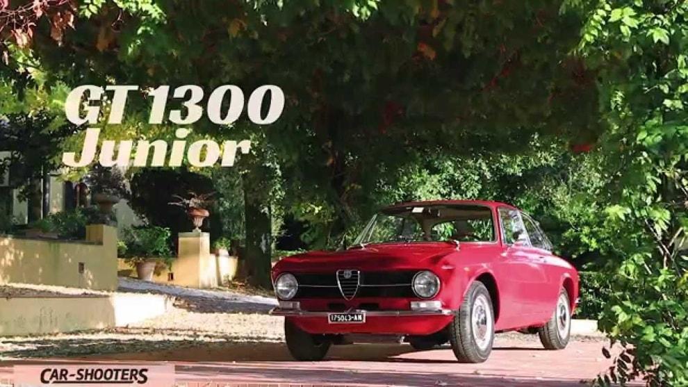 #OLDCARSHOOTERS: ALFA ROMEO GIULIA GT JUNIOR 1300