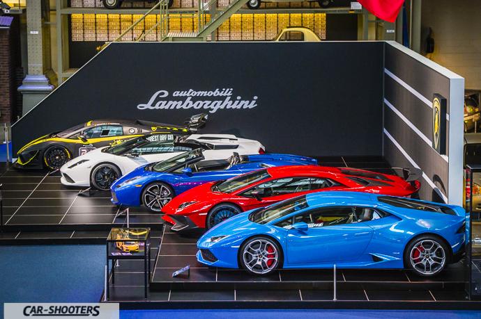 Automobili Lamborghini Italian Car Passion