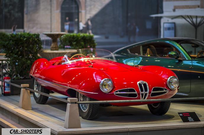 Museo Autoworld Italian Car Passion Alfa Romeo Disco Volante