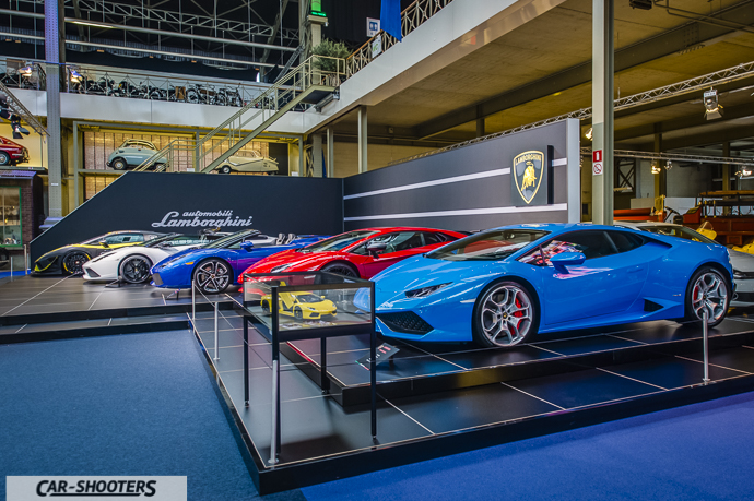 Museo Autoworld Italian Car Passion Lamborghini