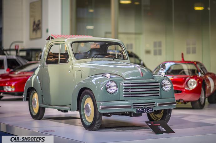 Museo Autoworld Bruxelles