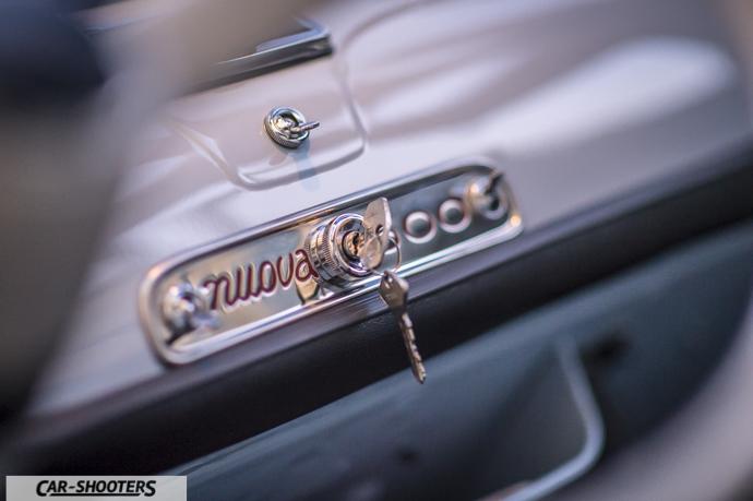 Nuova Fiat 500 D logo