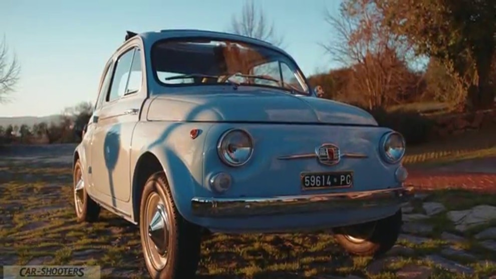 #OLDCARSHOOTERS: Fiat Nuova 500 D