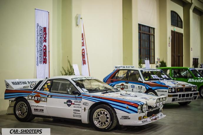 Autoexpo Pistoia Lancia Martini