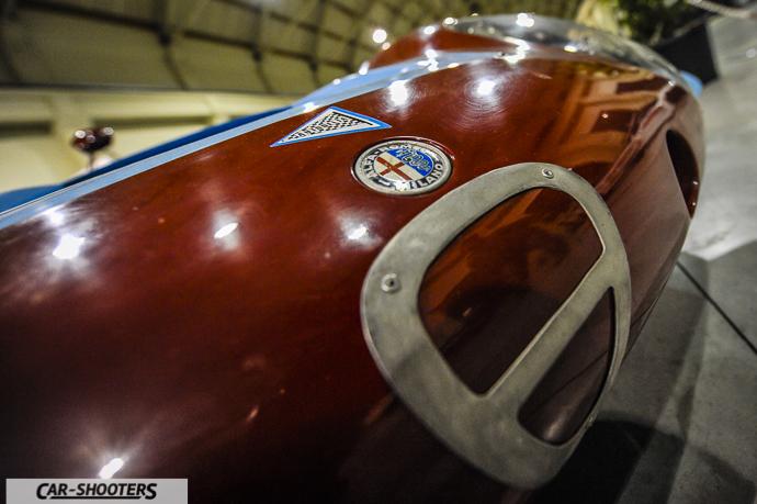 Alfa Romeo 33/3 dettaglio frontale