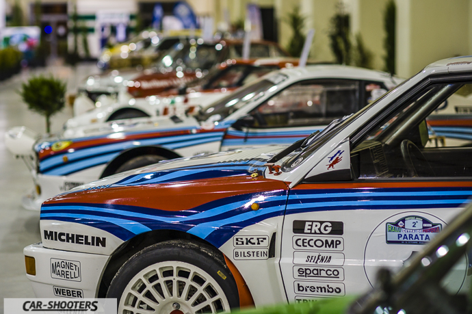 Autoexpo Pistoia dettagli Martini Racing