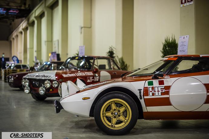 Autoexpo Pistoia Lancia Stratos