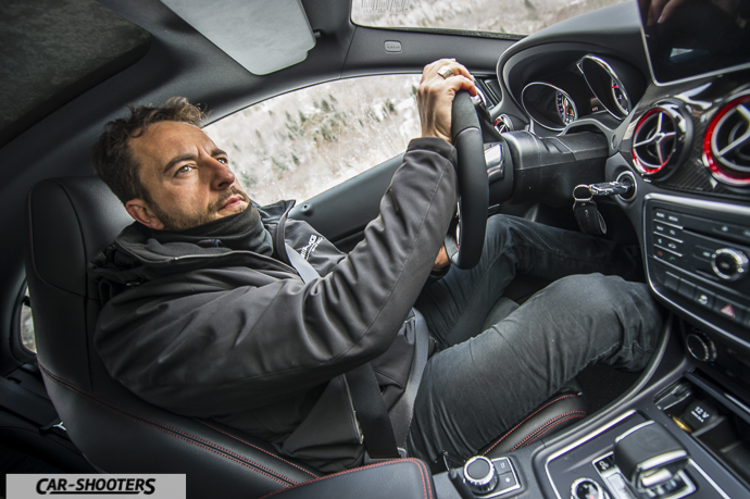 Istruttore AMG Driving Academy