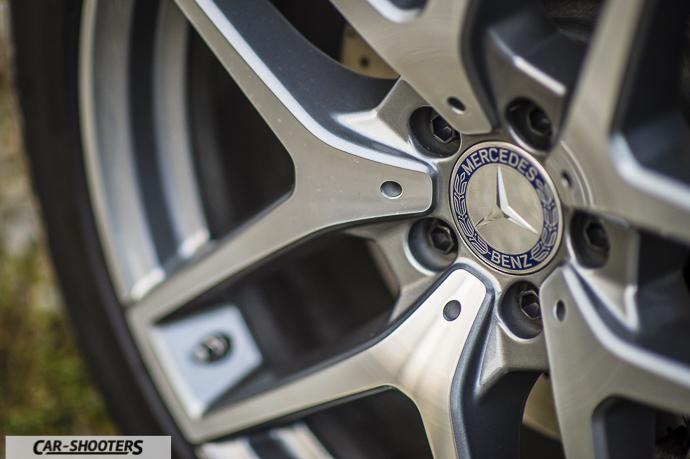 Dettaglio Cerchi in lega su Mercedes-Benz GLE Coupé 4MATIC