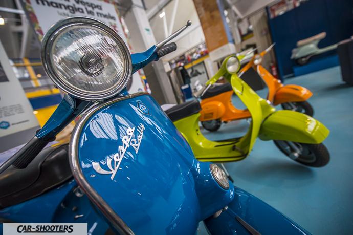 Piaggio Vespa Rally