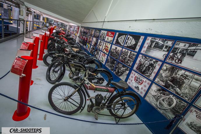 Panoramica moto Gilera