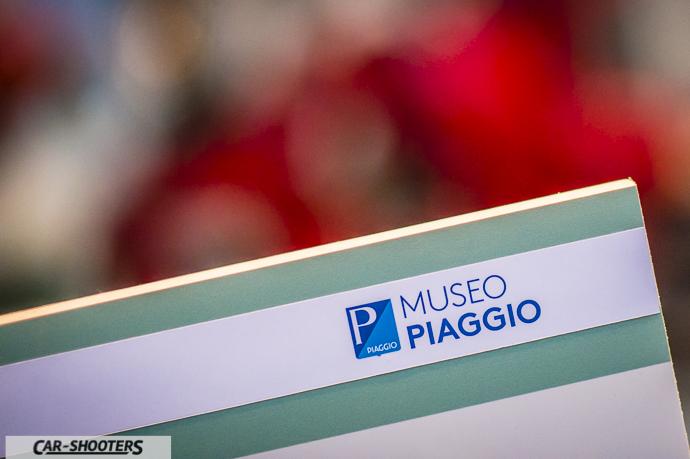Logo Museo Piaggio di Pontedera