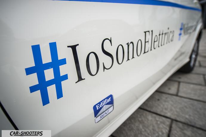 Dettaglio Logo #IoSonoElettrica
