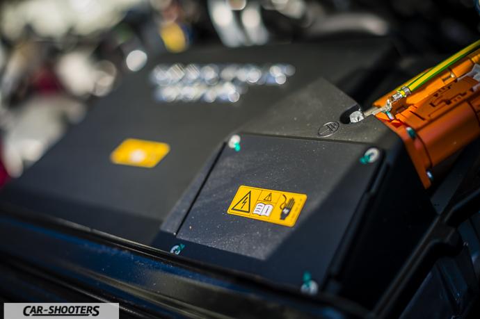 Dettaglio propulsore elettrico classe b