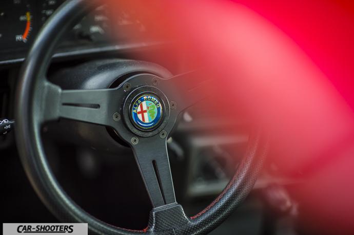 Alfa Romeo 75 volante