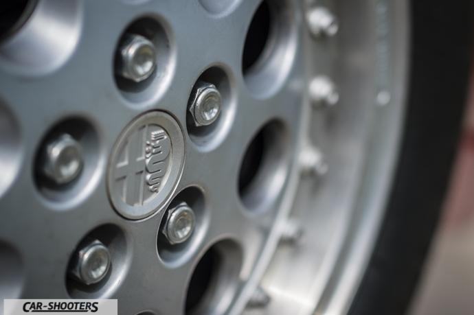 Alfa Romeo 75 cerchi in lega