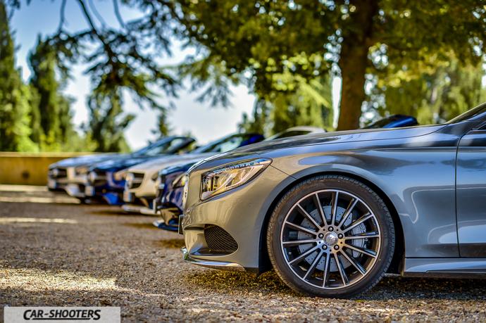 Mercedes-Benz linea cabrio e roadster
