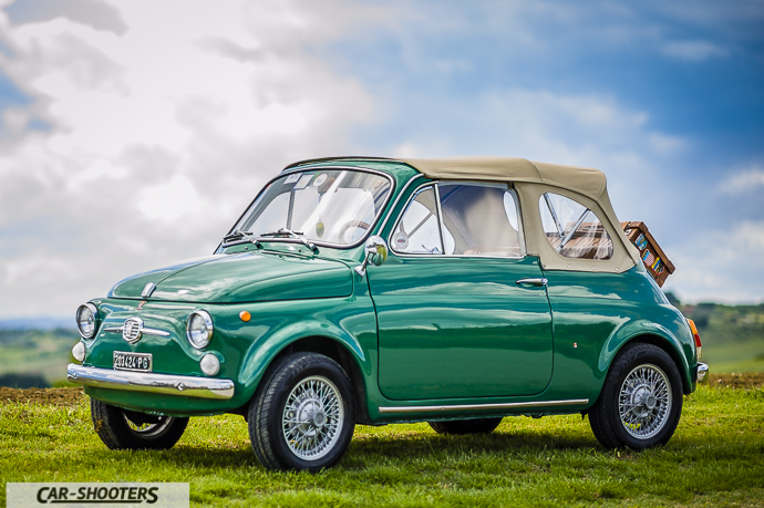Fiat Nuova 500 Convertible