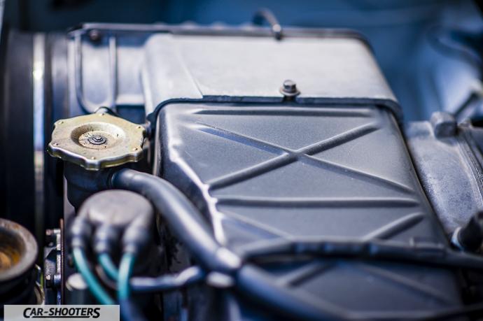 Fiat 500 Camioncino motore
