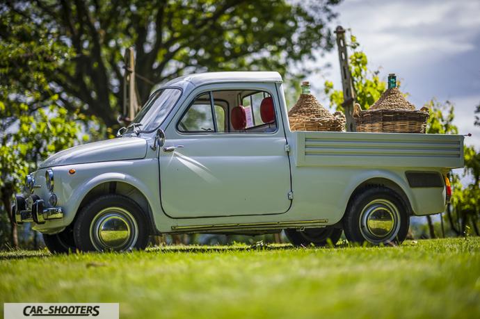 Fiat 500 Camioncino