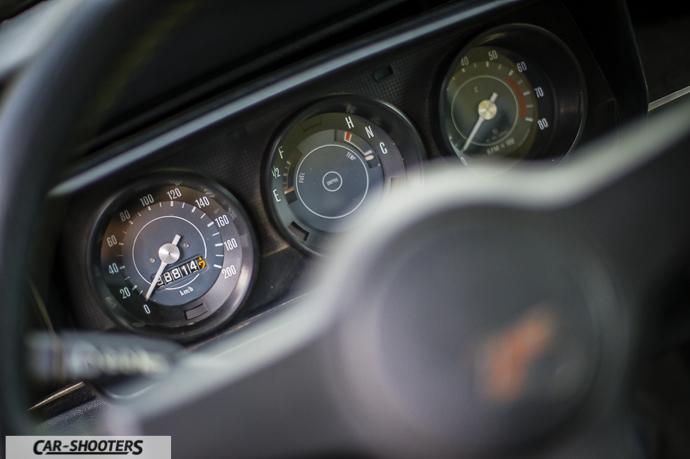 Austin Mini dashboard