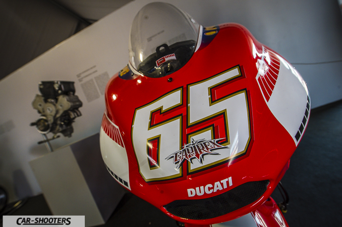 World Ducati Week