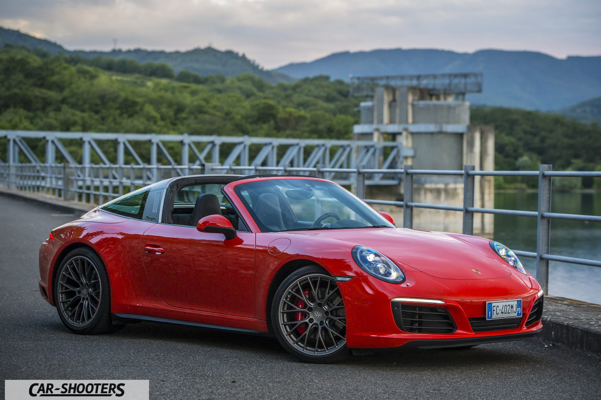 Porsche 911 Targa 4s The Everyday Supercar