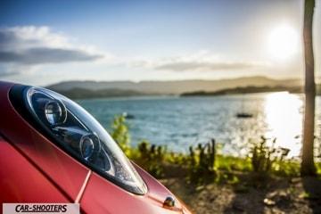 Porsche 911 Targa 4S full led intelligent light