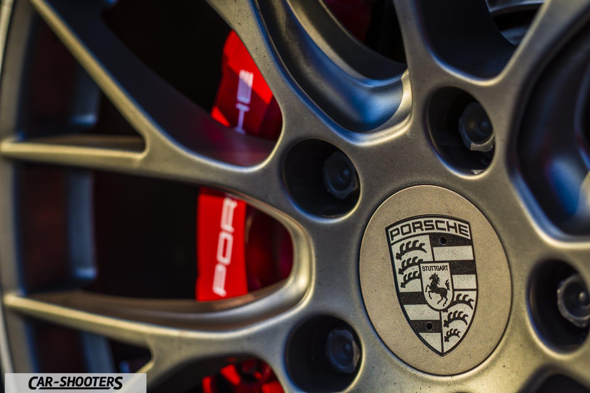 Porsche 911 Targa 4S cerchi in lega