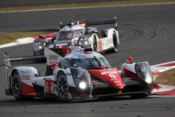 Toyota Racing TS050 World Endurance Championship. 6 Hours of Fuji Fuji Speedway, Japan 13th-16th October 2016