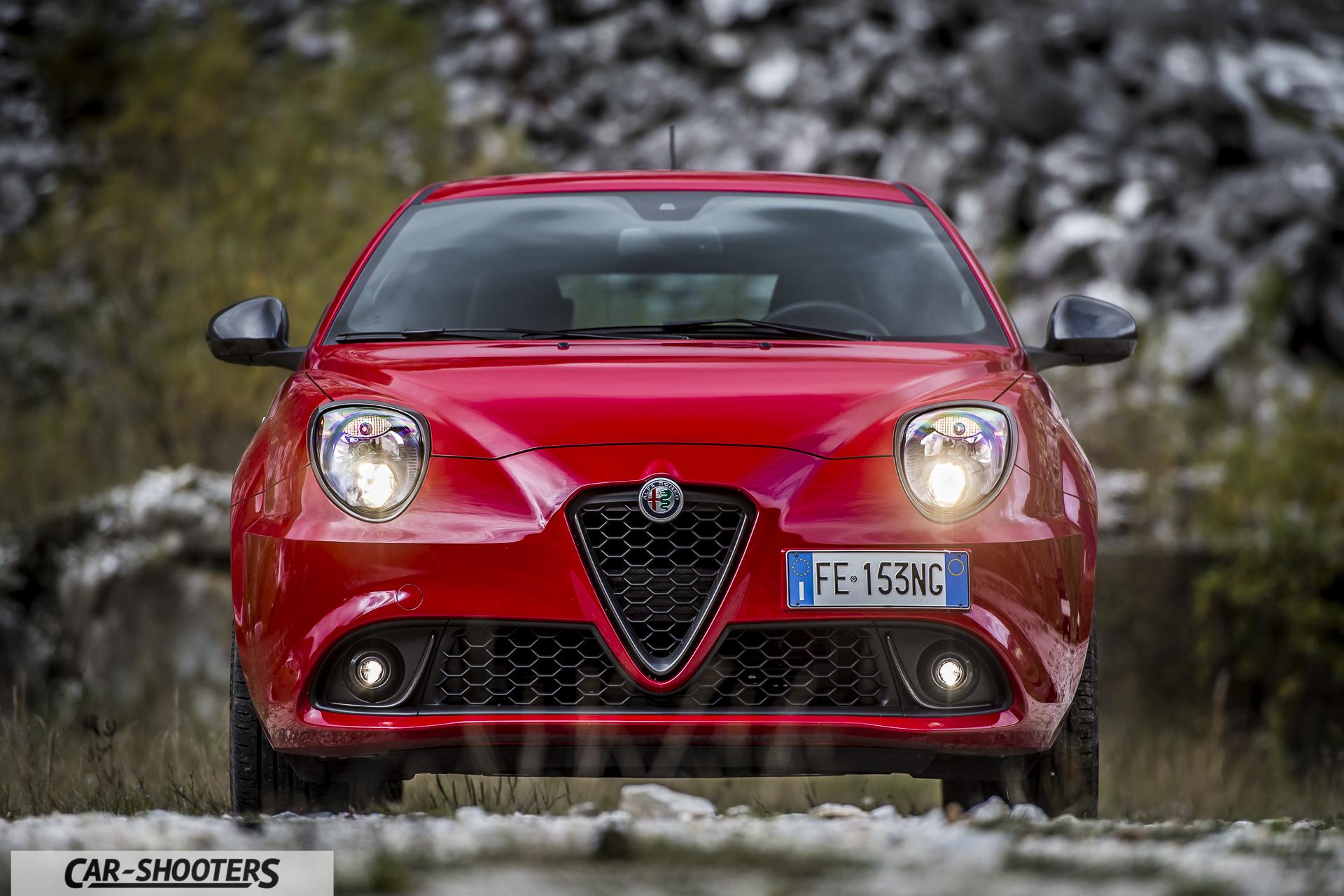 Alfa Romeo Mito Veloce Fast Emotions Car Shooters Wheel Centre Caps