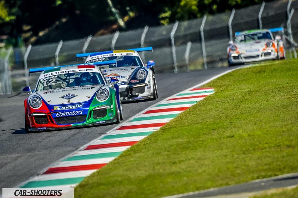 Rovera, 911 GT3 Cup, Porsche Carrera Cup Italia
