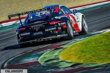 Gridai, 911 GT3 Cup, Porsche Carrera Cup Italia