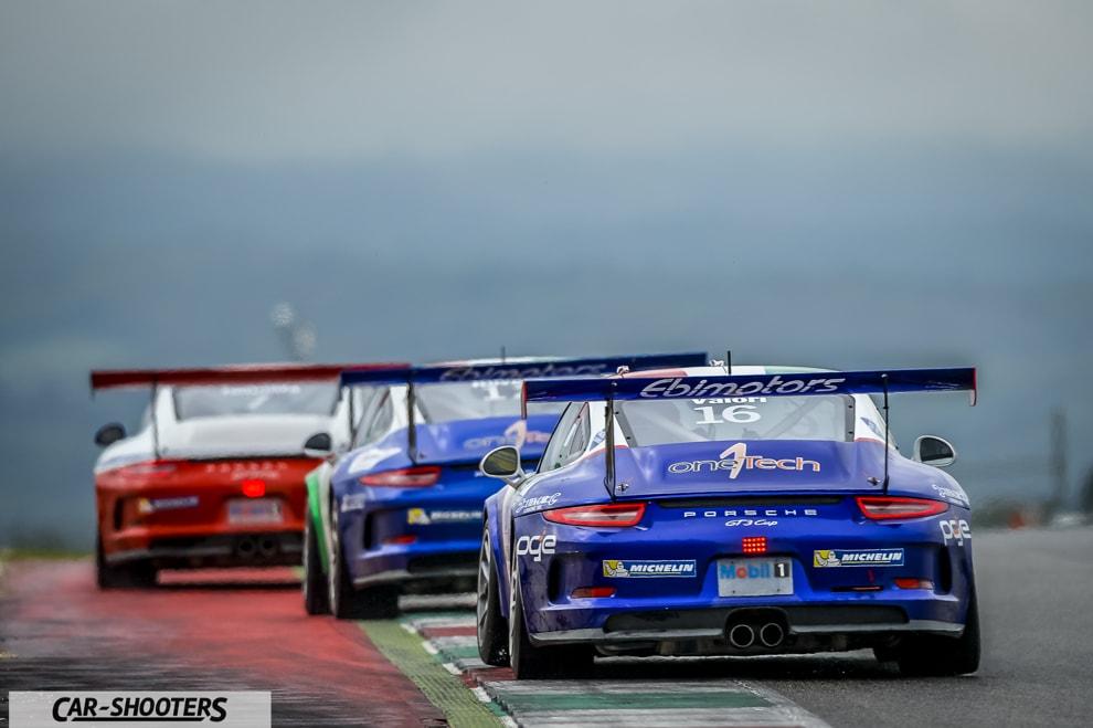 911 GT3 Cup, Porsche Carrera Cup Italia
