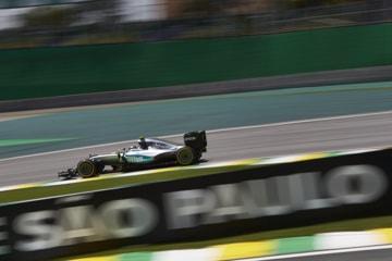 Formel 1 - MERCEDES AMG PETRONAS, Großer Preis von Brasilien 2016. Nico Rosberg ;  Formula One - MERCEDES AMG PETRONAS, Brazilian GP 2016. Nico Rosberg;
