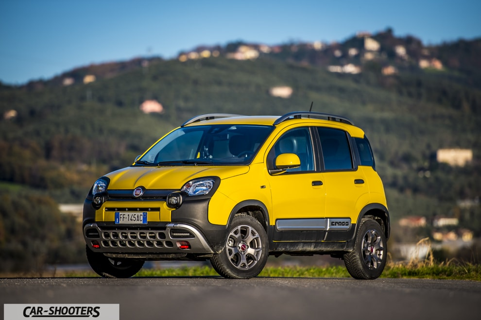 fiat panda cross your daily dakar test drive. Black Bedroom Furniture Sets. Home Design Ideas