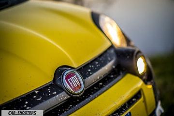 Fiat Panda 4X4 Cross Prova su Strada