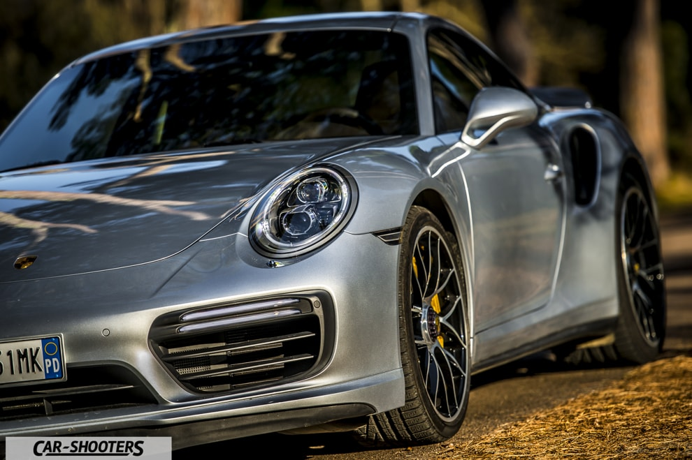 Porsche 911 Turbo S 2016 Test Drive